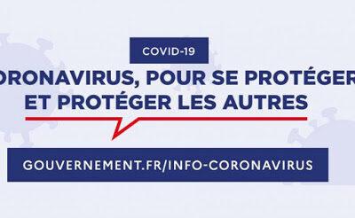 Urgence sanitaire : COVID 19